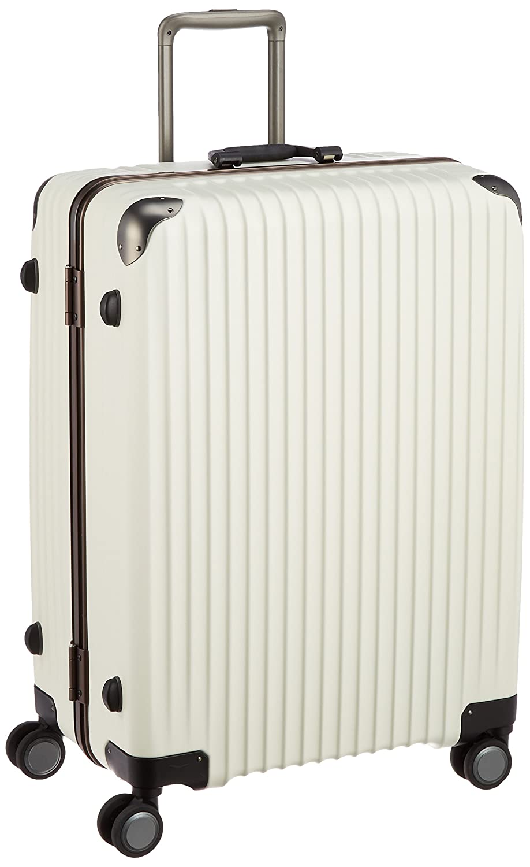 [カーゴ] スーツケース ハードキャリー フレーム TW72 保証付 100L 72cm 5.4kg TW72 B01N460XKB アイボリー アイボリー