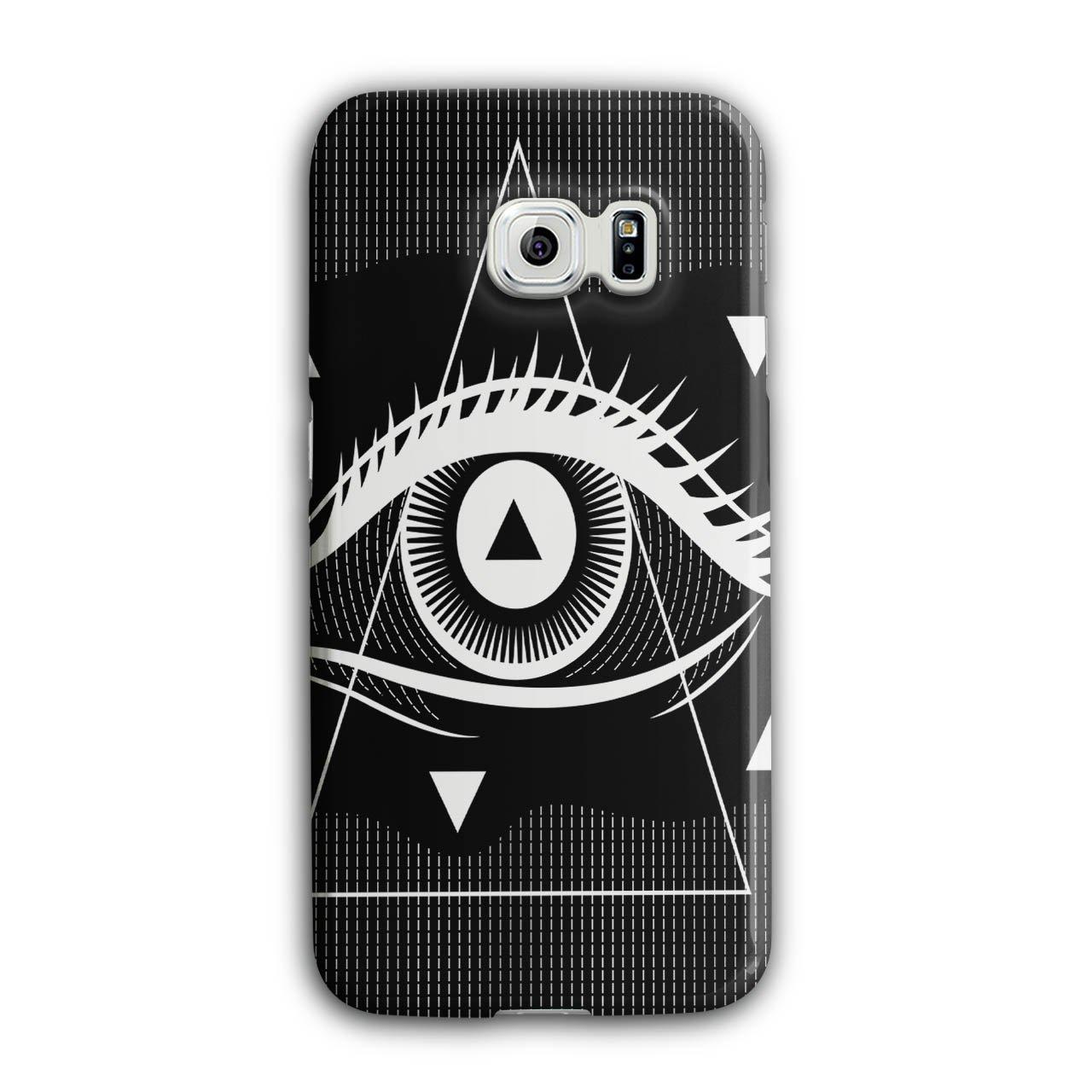 Amazon com: Triangle Symbol Triangle 3D Samsung Galaxy S8