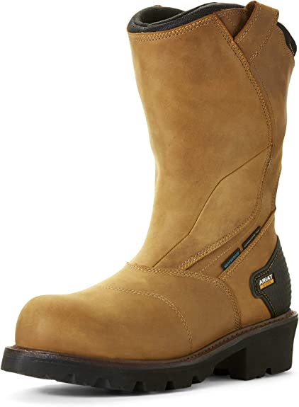 ARIAT Powerline Waterproof Composite Toe Work Boot