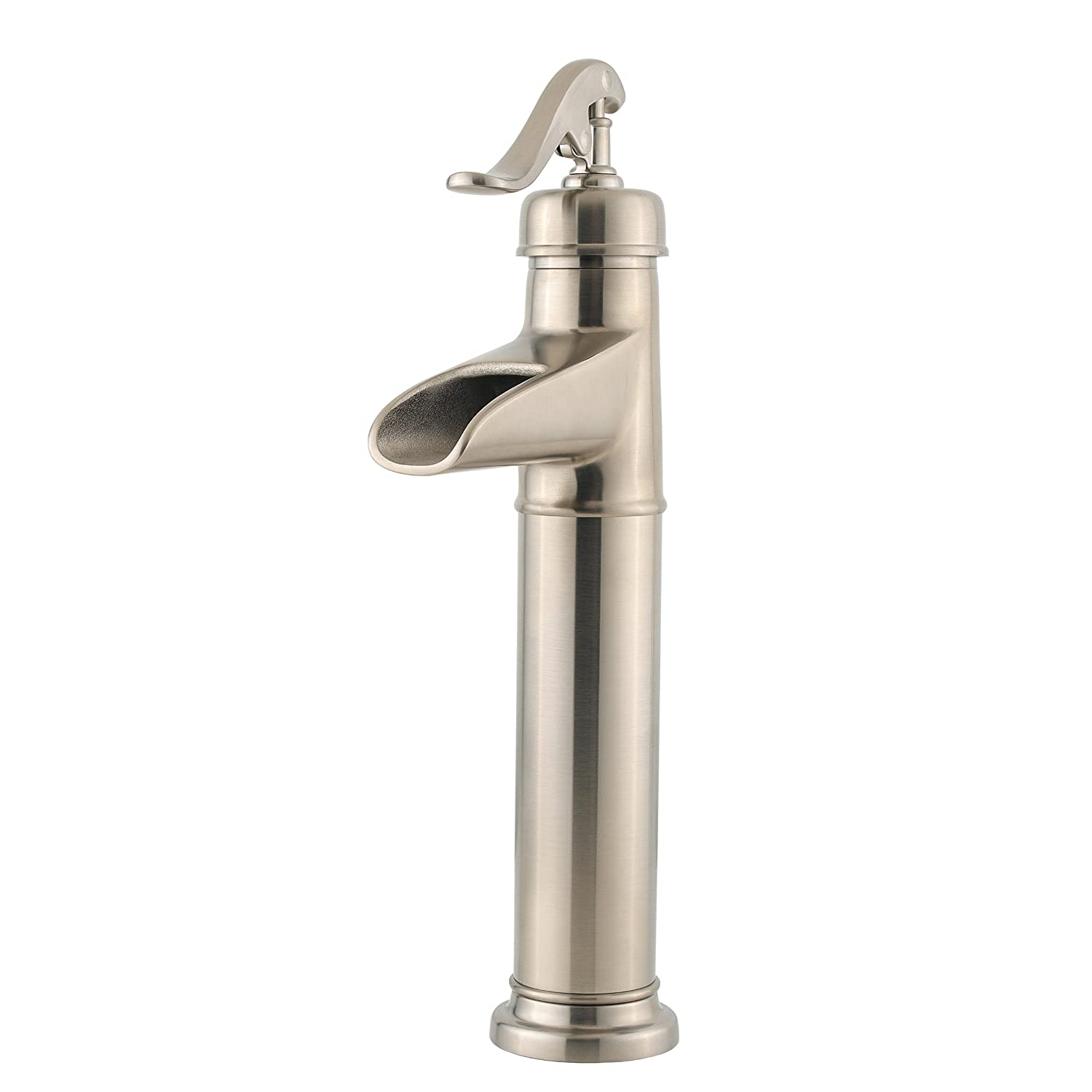Pfister GTYPU Ashfield Single Control Vessel Bathroom Faucet In - Bathroom faucets cheap price