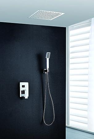 Conjunto de ducha empotrado Gales Imex: Amazon.es: Bricolaje y ...