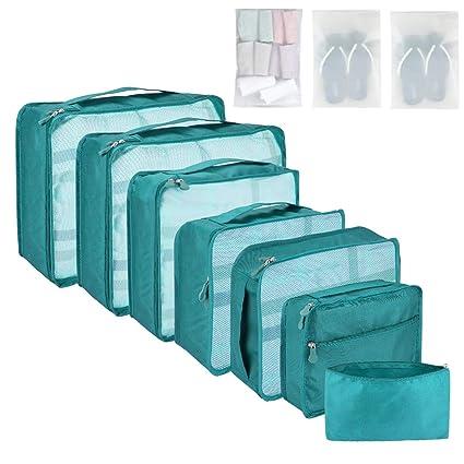 Cubos de Embalaje para Maleta, 10 Unidades de Bolsas ...