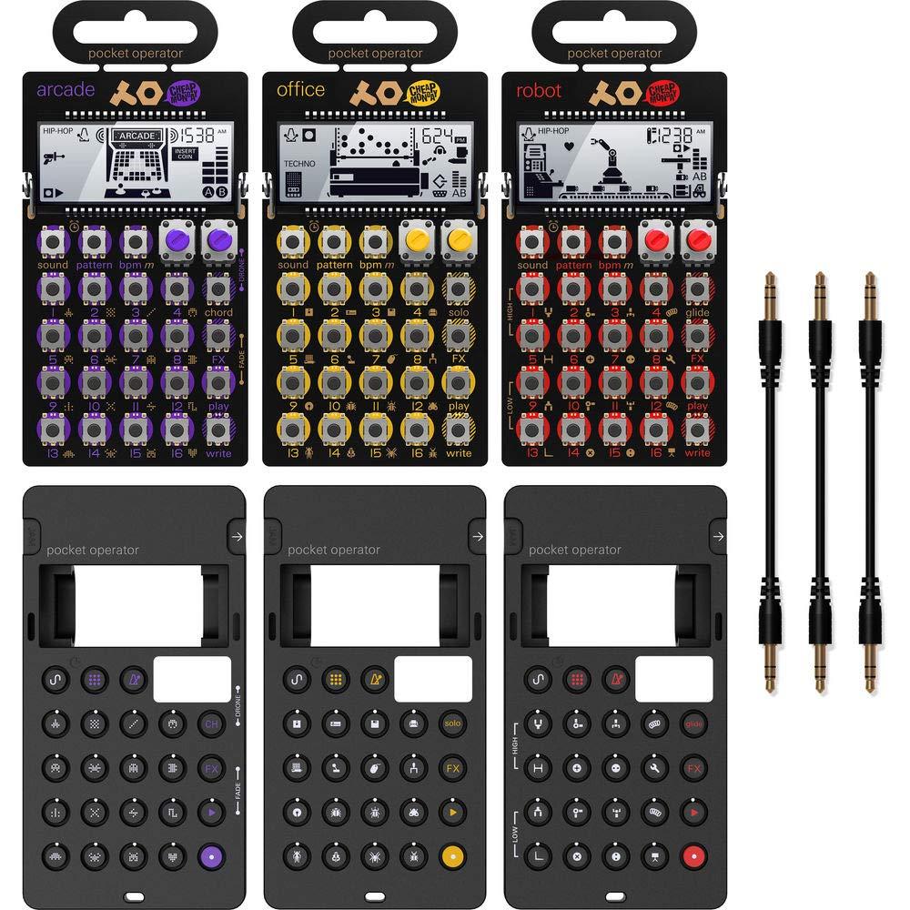 Teenage Engineering PO-20 Series Super Set Bundle