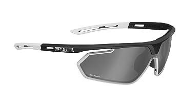 Salice 018 CRX - Gafas de Sol Unisex, Color Negro/Negro ...