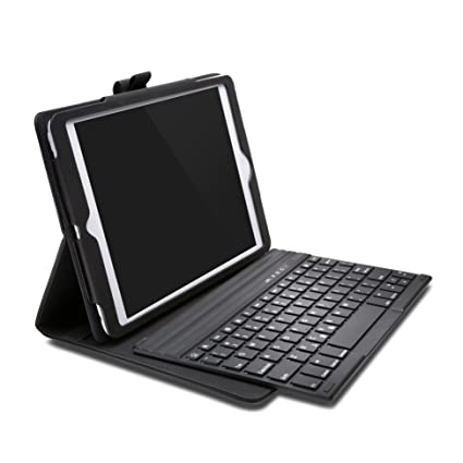 Kensington KeyFolio Pro - Funda tipo libro con teclado para iPad Air - Teclados para móviles
