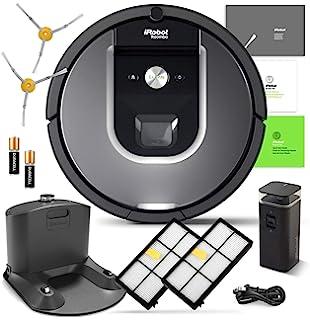 Amazon.com: iRobot Robot Roomba 980 Vacuum Cleaning Robot + 1 Dual ...