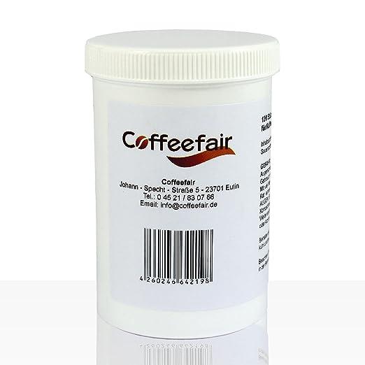 Pastillas de limpieza para cafeteras automáticas | Máquina ...