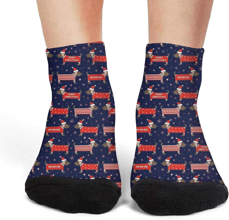 Womens Low Cut Socks Coffe Hot Dog Donut Ice Cream Gold Funny Lightweight Crew Socks for Woman