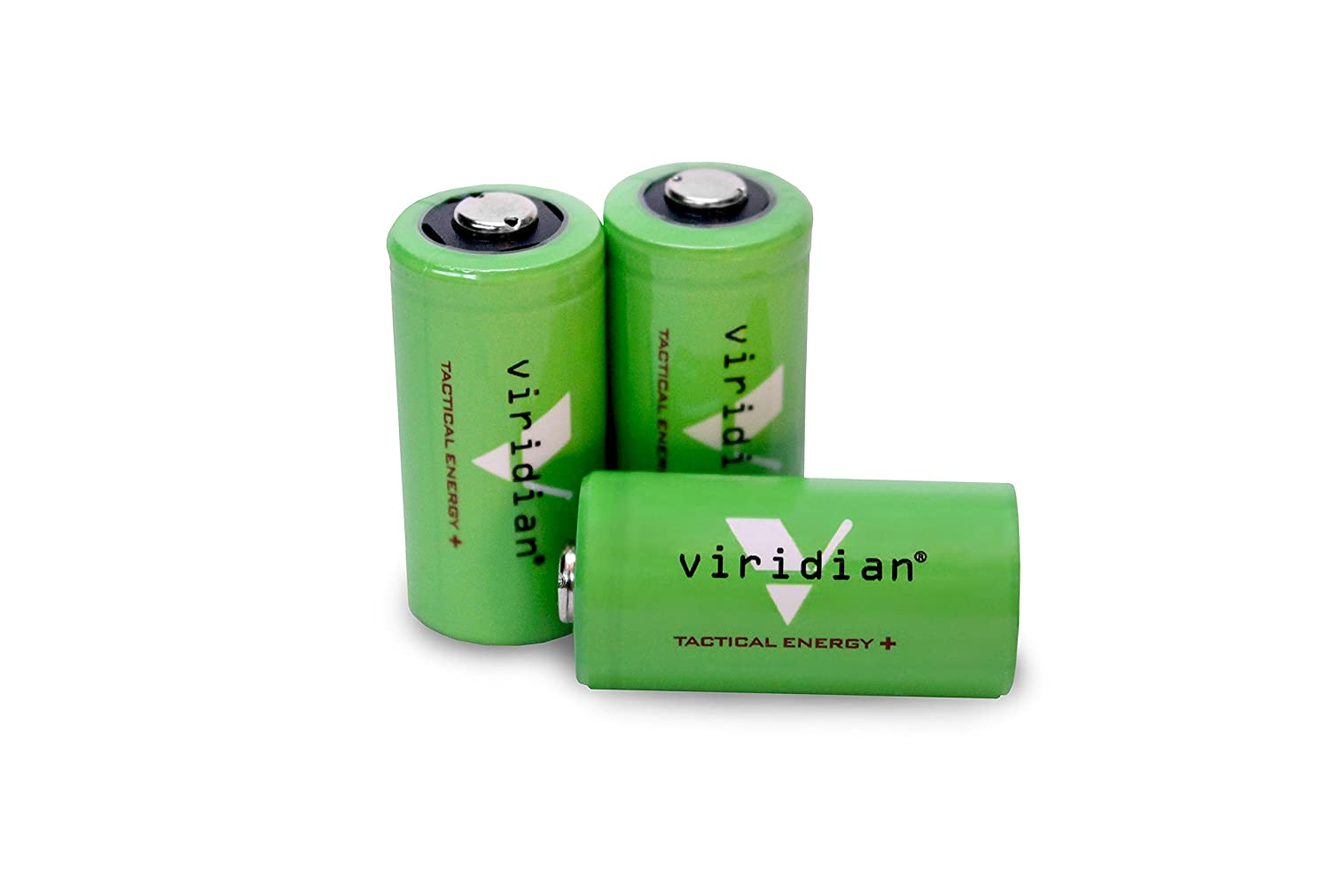 Viridian CR123A Photo Lithium Battery Replacement