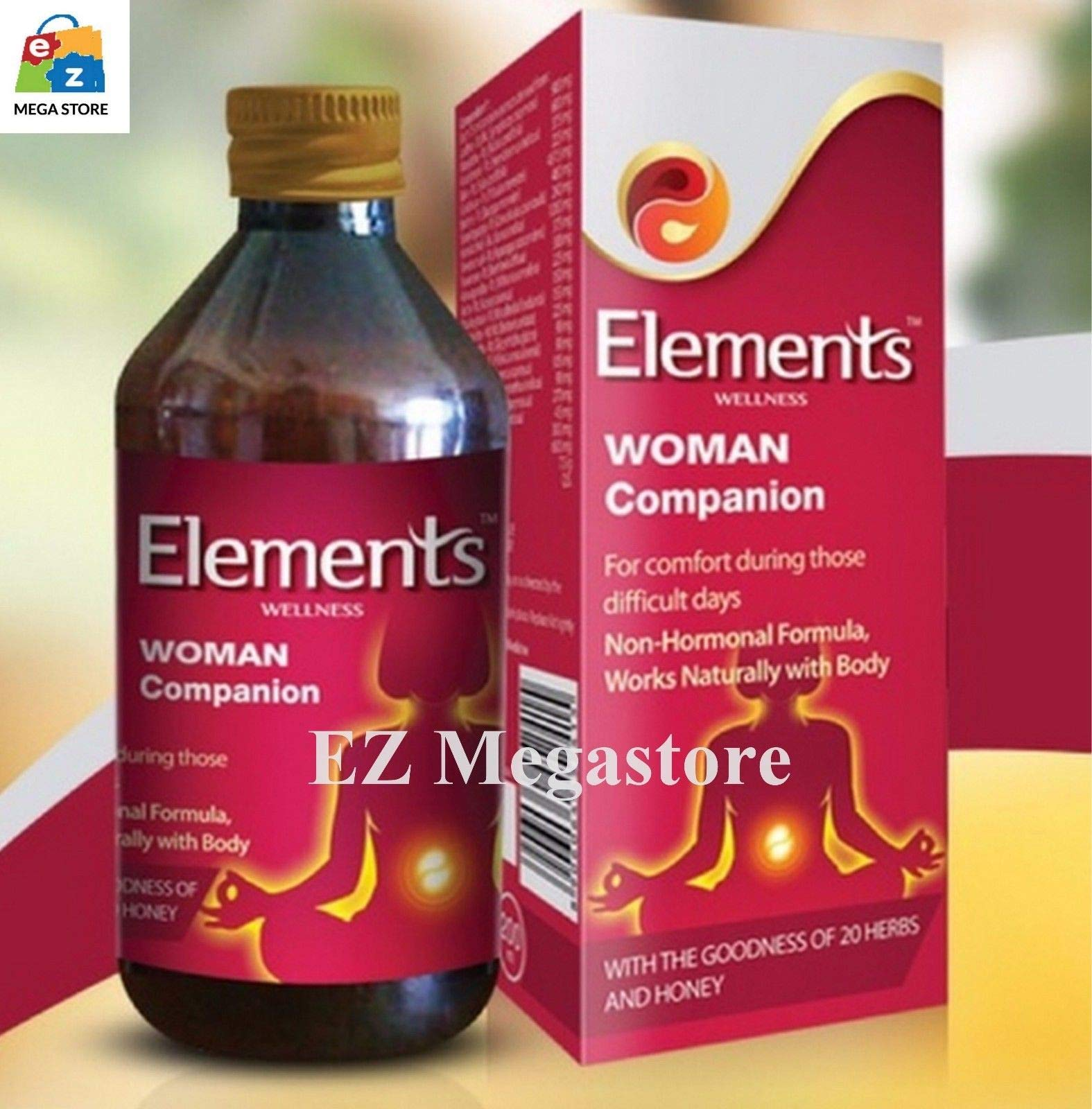 Elements Willness Woman Companion - 200 Milliliters product image