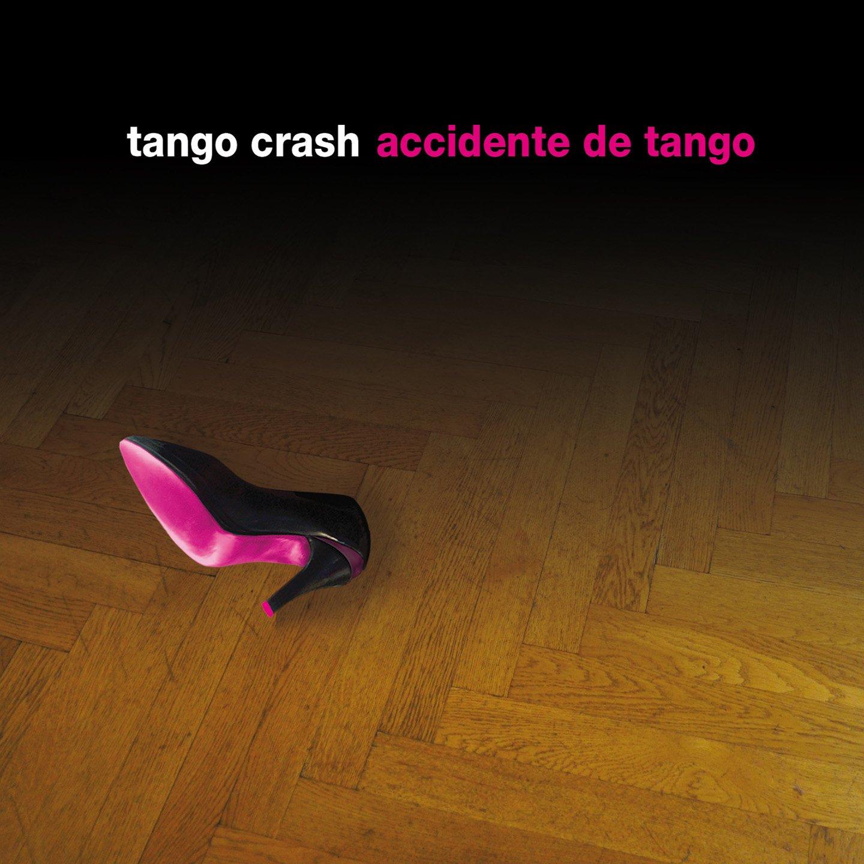 CD : Tango Crash - Accidente De Tango (Digipack Packaging)