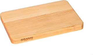 product image for J.K. Adams 12-Inch-by-8-Inch Maple Wood Pro-Classic Cutting Board