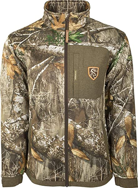 4ee407e57c54f Image Unavailable. Image not available for. Color: Drake Waterfowl Men's  Endurance Full-Zip Jacket ...
