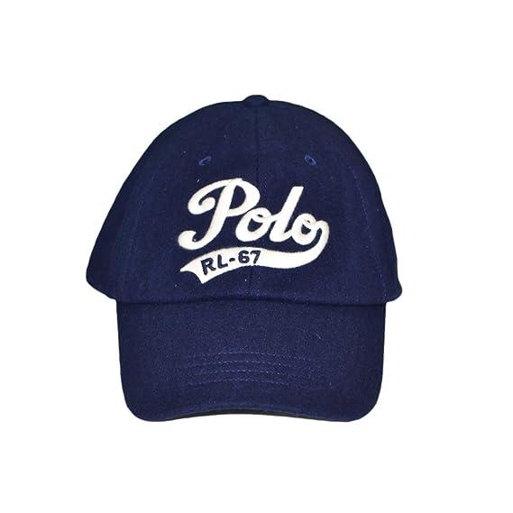 Ralph Lauren - Gorra de béisbol - para Hombre Azul Talla única ...
