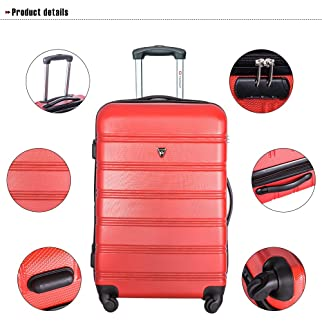Merax Carry-on Luggage