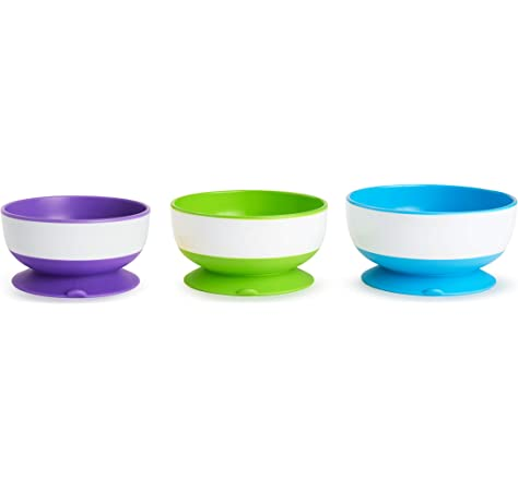 Munchkin - Pack de 4 cucharas: Amazon.es: Bebé