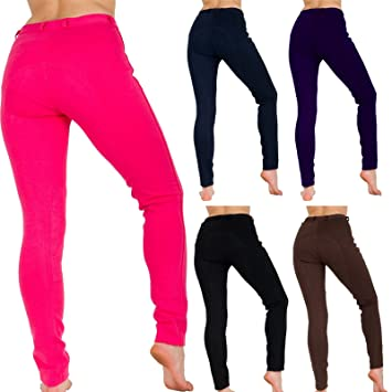 5b3030ec2c5d5 Ladies Comfort Show Competition Horse Riding Plus Size Jodhpurs in and  Colours