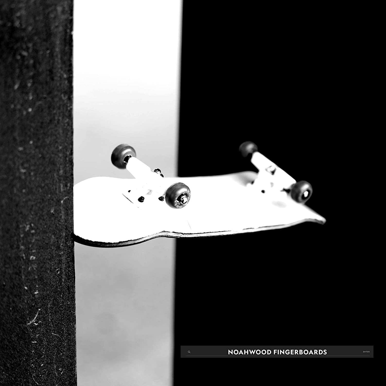 Deck,Truck,Wheel // a Set NOAHWOOD Wooden PRO Fingerboards Born for PRO