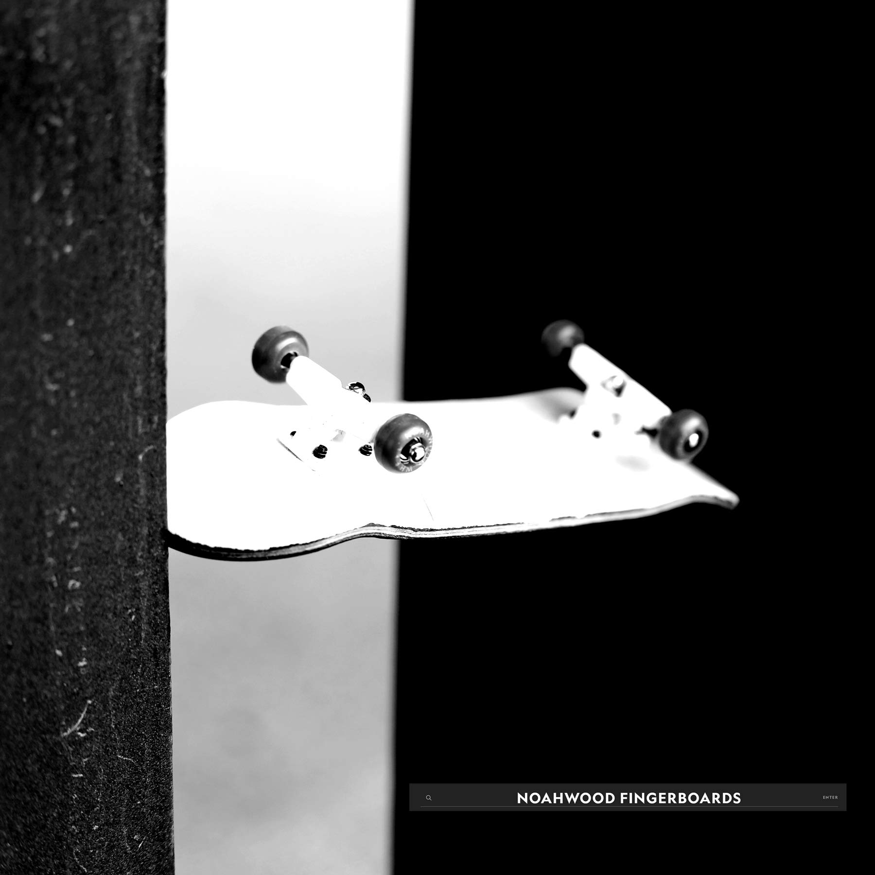 NOAHWOOD Wooden PRO Fingerboards (Deck,Truck,Wheel / a Set) (Born for PRO) by NOAHWOOD (Image #6)