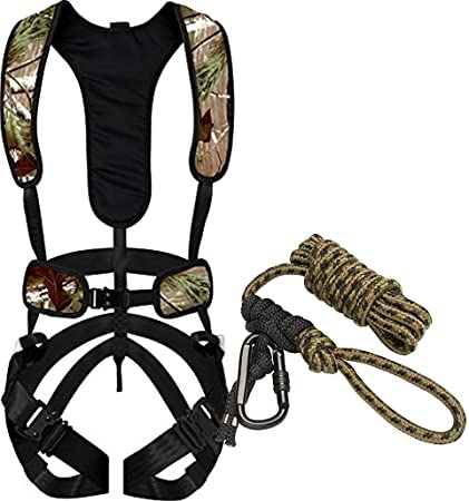71A 6k91JSL._SY450_ amazon com hunter safety system bundle includes 2 items bowhunter