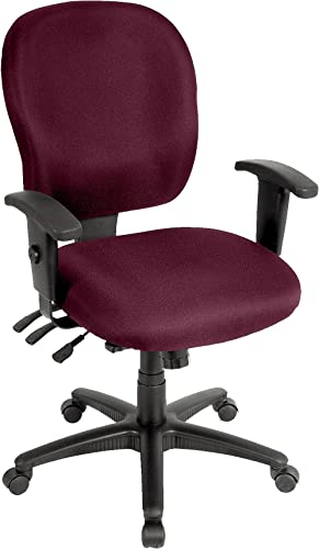 Eurotech Seating Racer Midback Swivel Chair