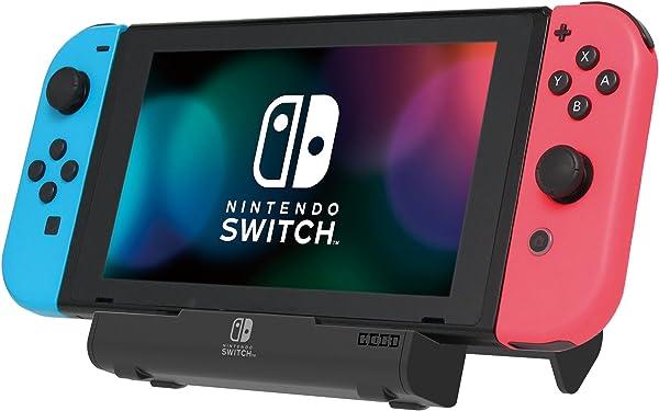 ポータブルUSBハブスタンド for Nintendo Switch (テーブルモード専用)