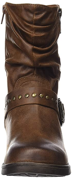 Mtng Bottes amp; Femme Chaussures Motardes Bottines 57621 pHpq6awT