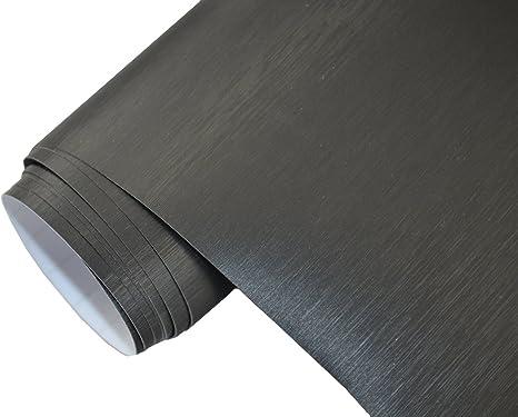 4,9/€//m/² 2D Carbon Folie Auto Folie SCHWARZ 2D glanz 200 x 152 cm blasenfrei selbstklebend