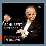 Schubert : Symphonies n° 1 à n° 8