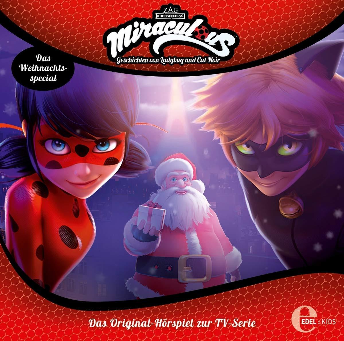 Miraculous Eine Böse Weihnachtsüberraschung Amazon Com Music