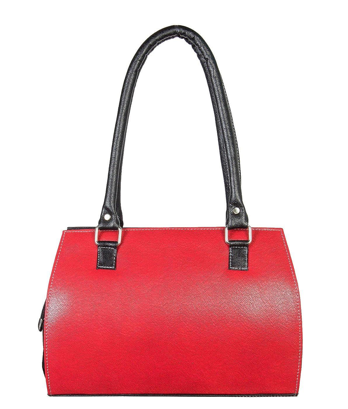 4a767914fe Louise Belgium Designer Handbag for Women Shoulder Bag - Red  Amazon.in   Shoes   Handbags