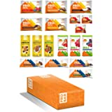 PROBAR - Meal, Base, Bolt, Bite, Butters Starter Pack, Non-GMO, Gluten-Free, Healthy, Plant-Based Whole Food Ingredients, Nat