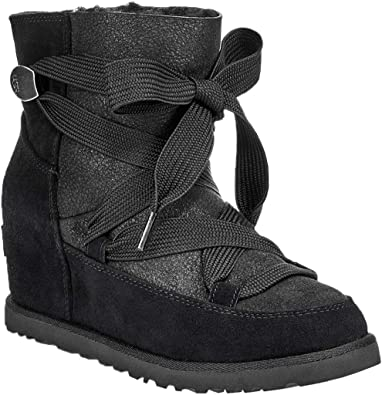 UGG Womens Classic Femme Lace Up Boot