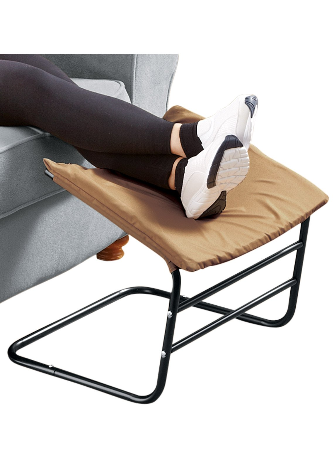 Carol Wright Gifts Leg Rest, Color Taupe, Taupe