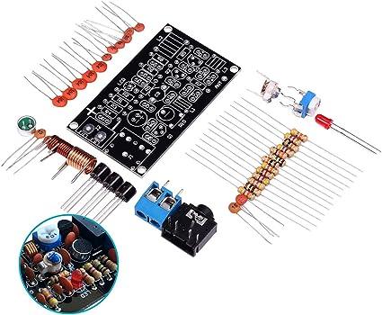 À faire soi-même SMD DEL Rotative composants à souder Practice Board Skill formation À faire soi-même Kits