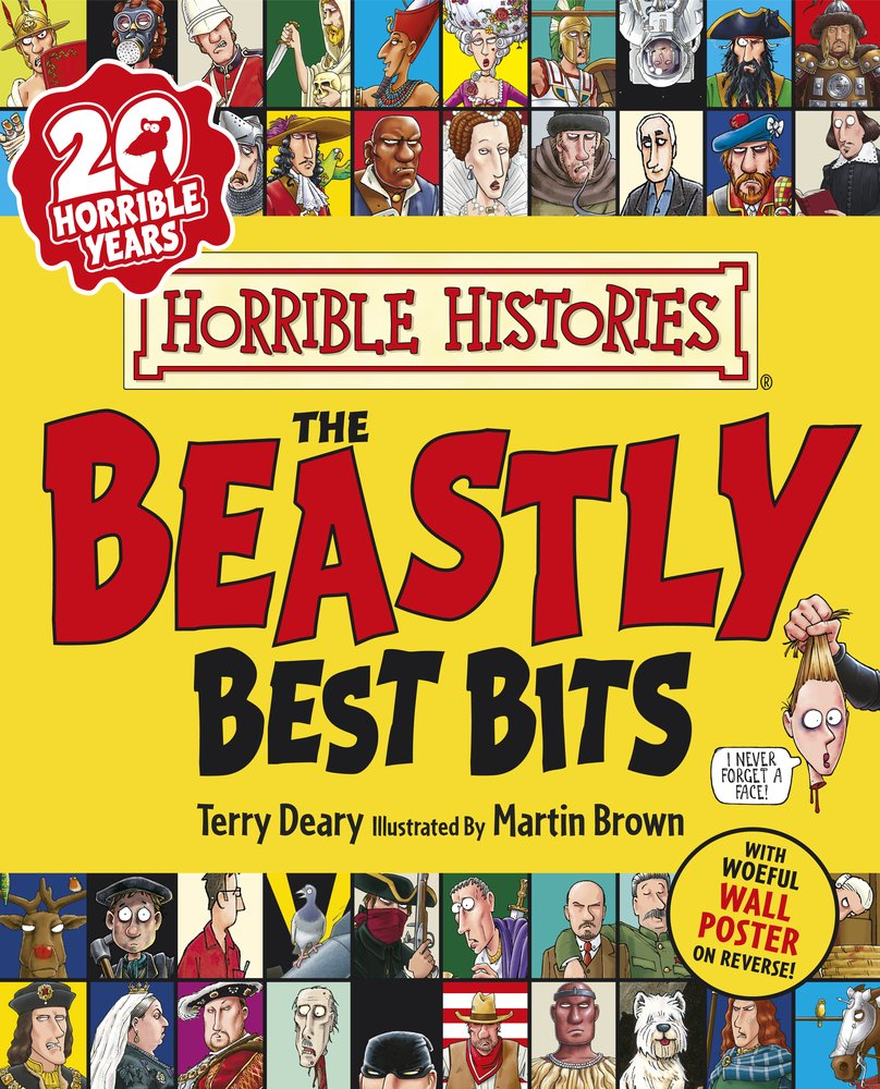 Horrible Histories: Beastly Best Bits ebook