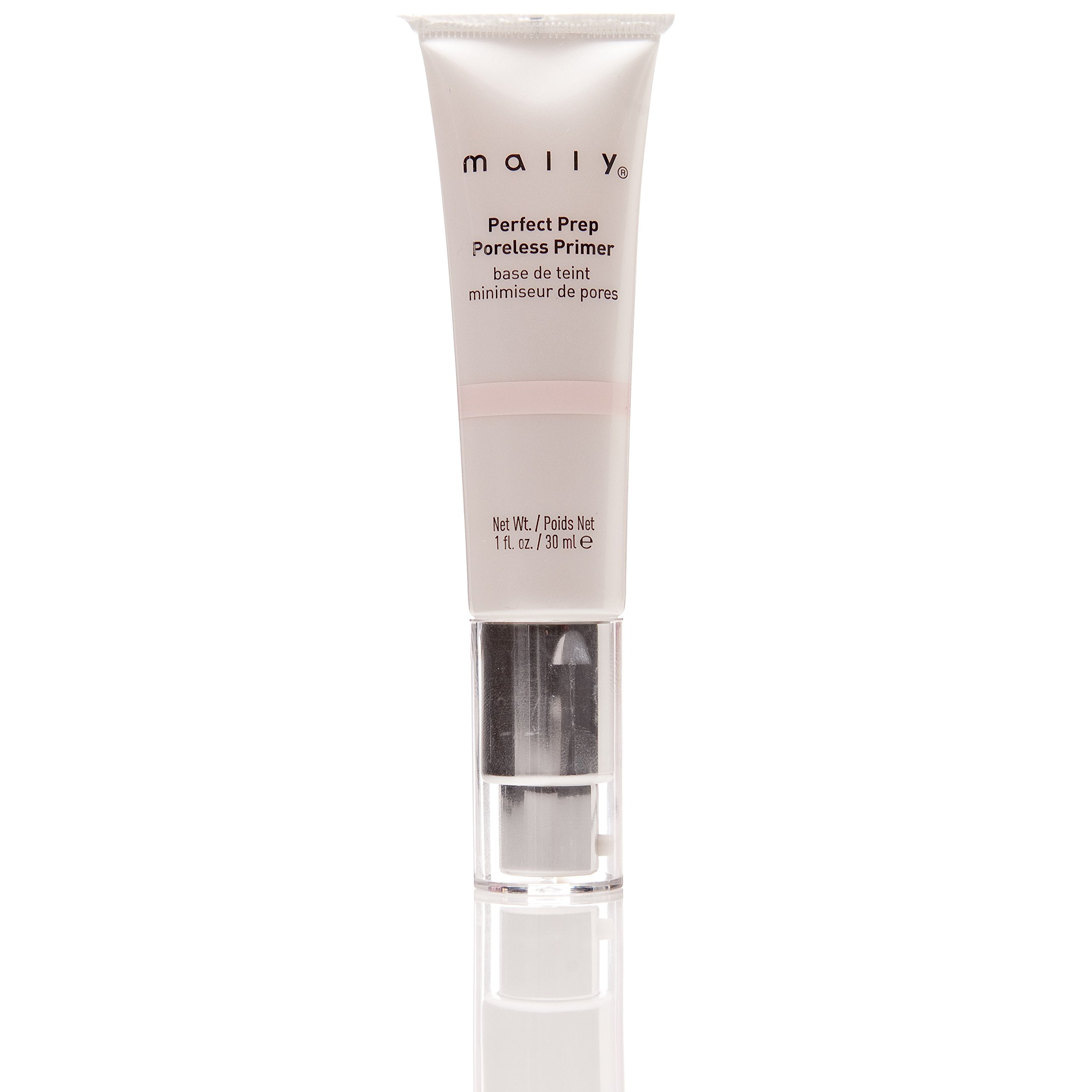 Mally Beauty - Perfect Prep Poreless Primer - Hydrates & Minimizes Look Fine Lines, Wrinkles, Pores - 1 Ounce - MY.2082 by Mally Beauty