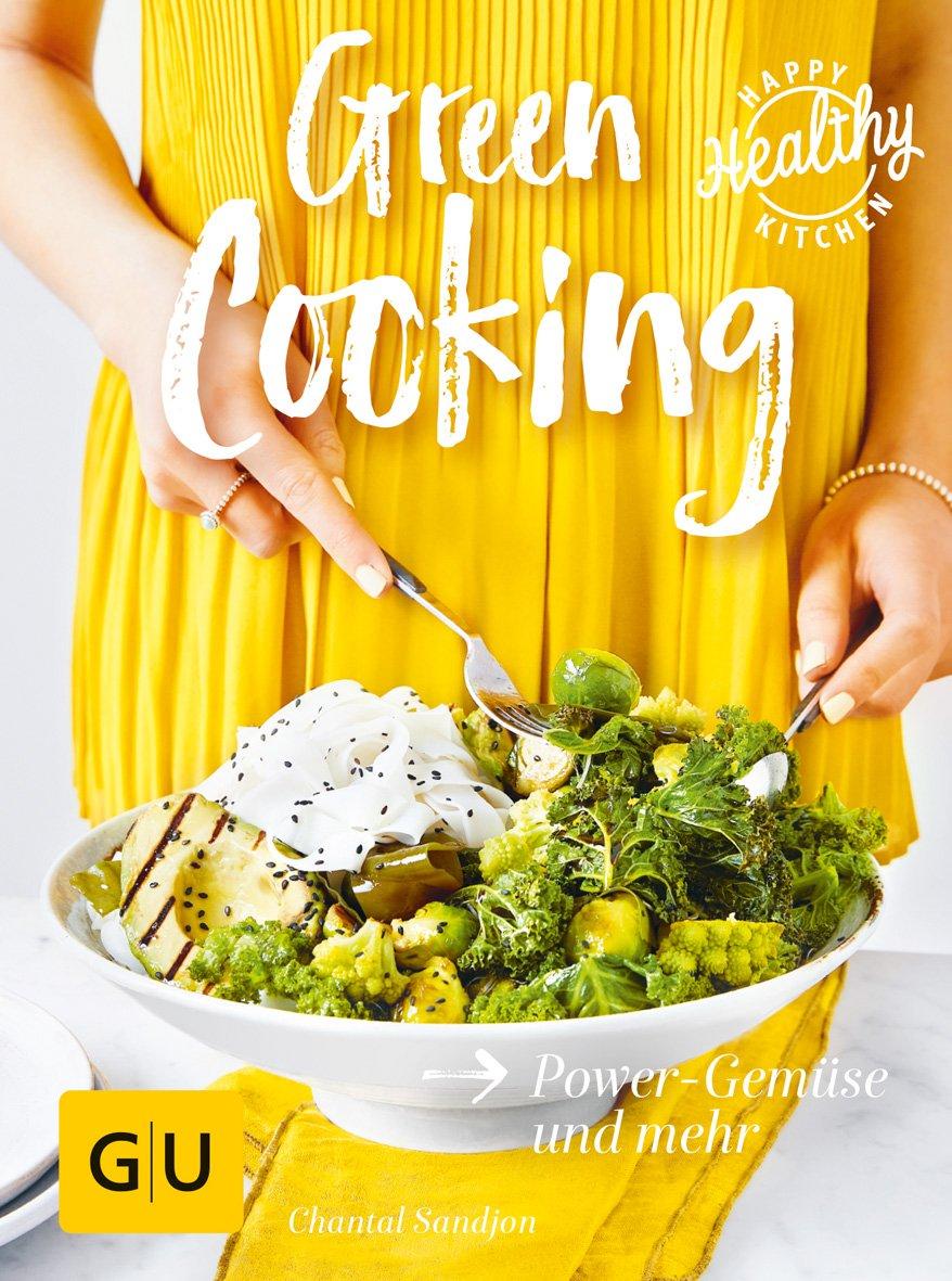 Green Cooking: Power-Gemüse und mehr (GU Happy healthy kitchen)