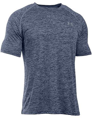 8b945369a75e0 Under Armour Men's Tech Short Sleeves Short-Sleeve Shirt