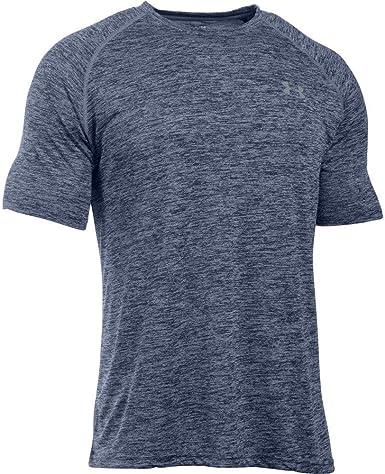 Under Armour Top UA - Camiseta de manga corta para hombre