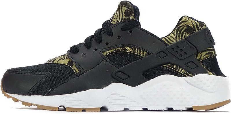 Amazon.com | Nike Huarache Run Print GS