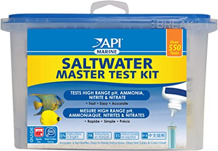 Api Saltwater Aquarium Test Kit