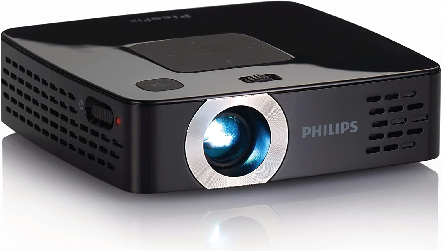 Amazon.com: Philips ppx2480 Proyector de LED, lúmenes ANSI ...
