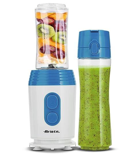 Ariete 572 - Batidora de vaso individual para llevar Drink&Go, 350 W, para zumos