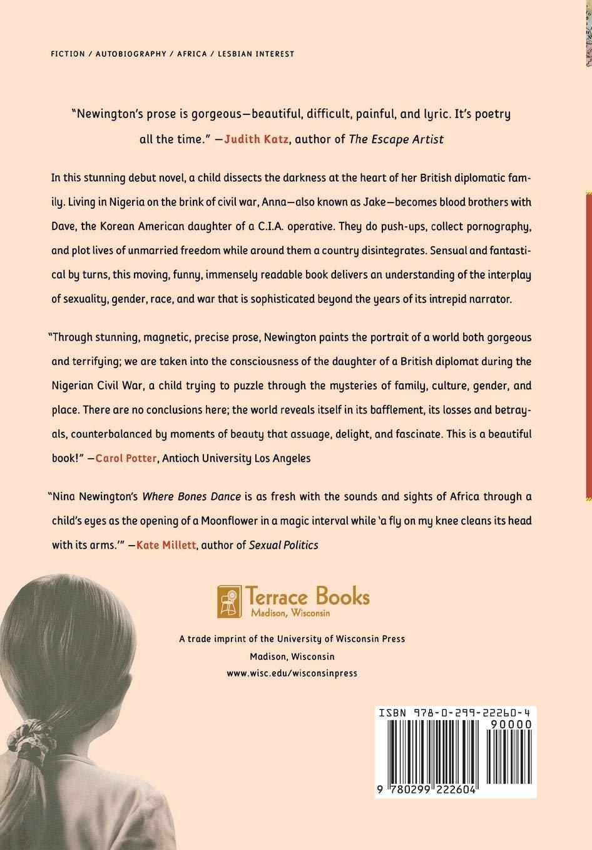 Read e-book Where Bones Dance: An English Girlhood, An African War