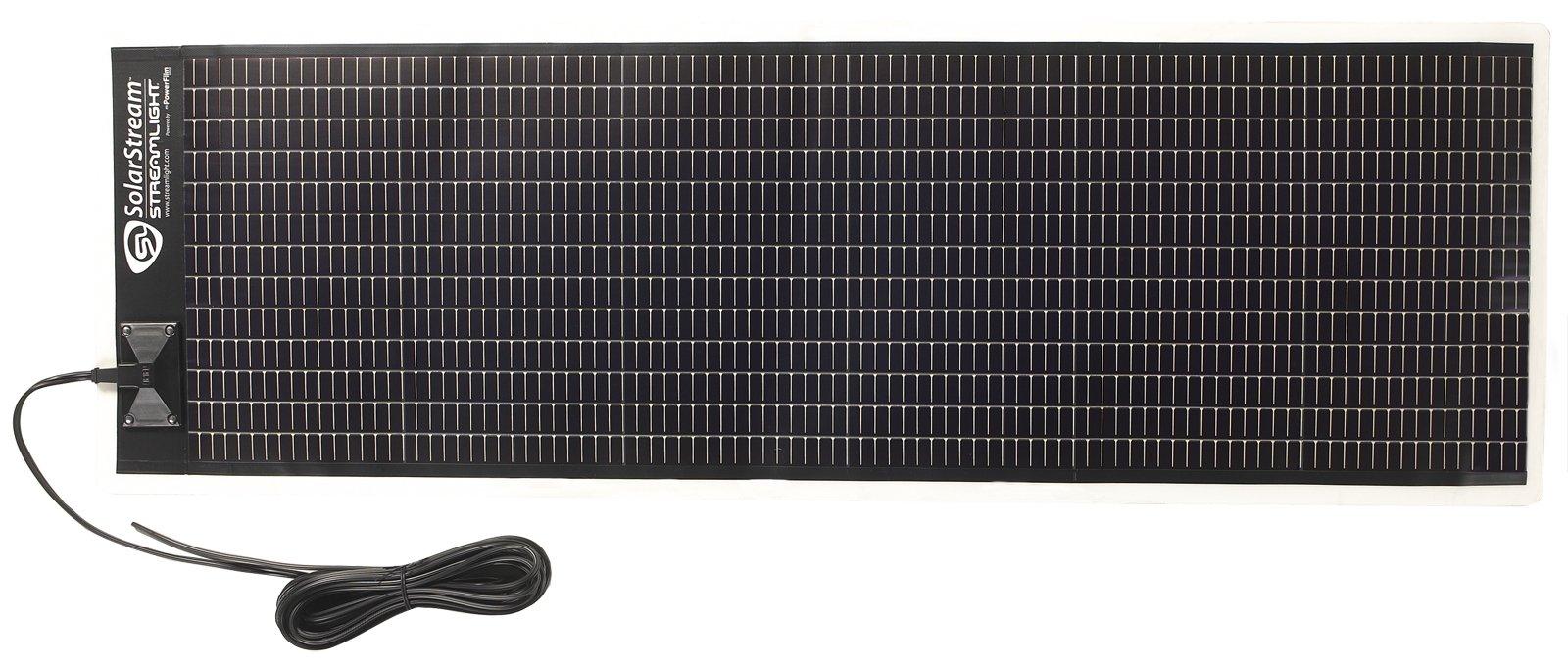 Streamlight 22670 SolarStream Solar Panel for Charging Vehicle