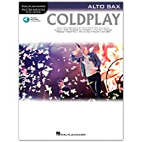 Alto Saxophone Play-Along: Coldplay
