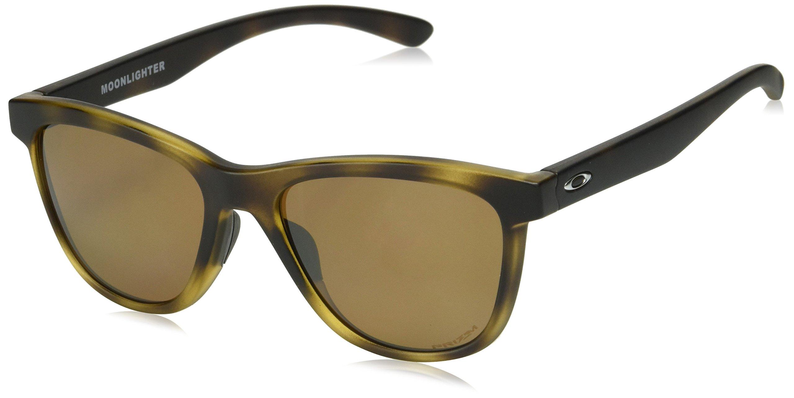 9ce8a561f3 Oakley Womens Moonlighter Sunglasses (OO9320) Plastic