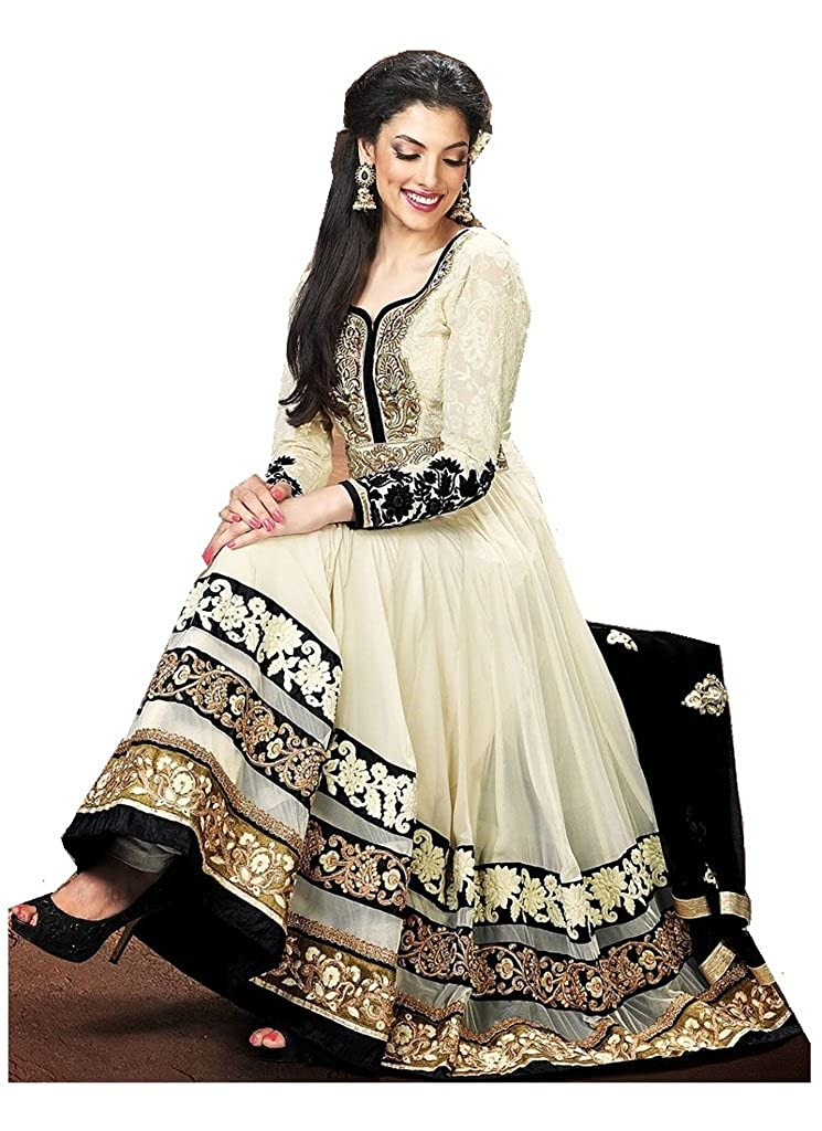 Jay Sarees Designer Bollywood Style Partywear Salwar Suit Anarkali Unstitched JCRAMA-1523
