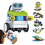 PAI TECHNOLOGY BOTZEES Coding Robots for Kids, Remote Control Robot, STEM Toys, Gift for Boys and Girls Age 4+ (APP Based, iO